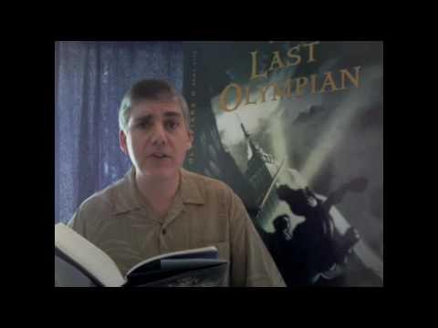 The Last Olympian – Rick Riordan