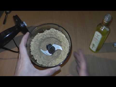 Как приготовить урбеч из кунжута в домашних условиях