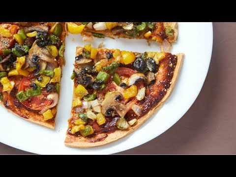 Gluten-Free Vegan Pizza