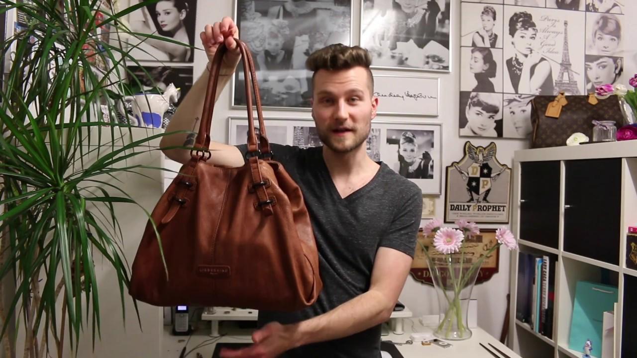 Taschen Reinigen Mit Sattelseife Liebeskind Priscilla Youtube