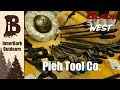 Blade Show West 2018: Pieh Tool Co