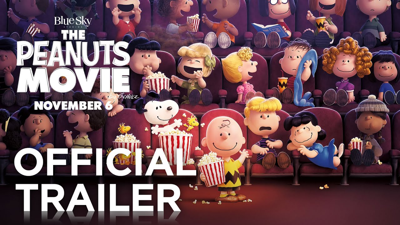 The Peanuts Movie | Official Trailer [HD] | Fox Family Entertainment