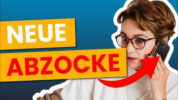 TELEFON ABZOCKE - Neue Masche | So reagierst du richtig!