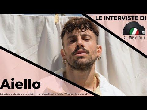 Aiello Videointervista Vienimi A Ballare Youtube