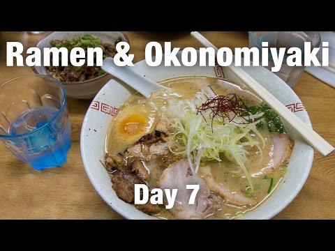INCREDIBLE Chicken Ramen in Osaka, Japan   Japanese Food Tour!