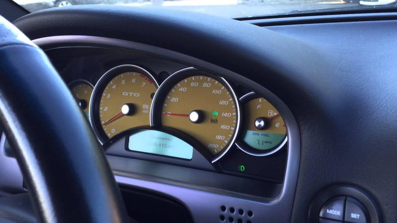 2005 pontiac gto 6 0 v8 400hp 6 speed