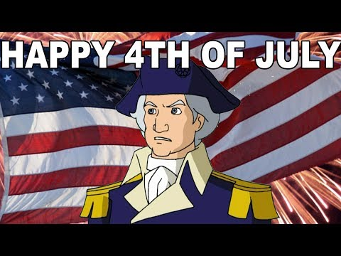 🇺🇸 🎉  Liberty's Kids HD 114 - The First Fourth of July 🇺🇸 | History Cartoons for Children  🎉