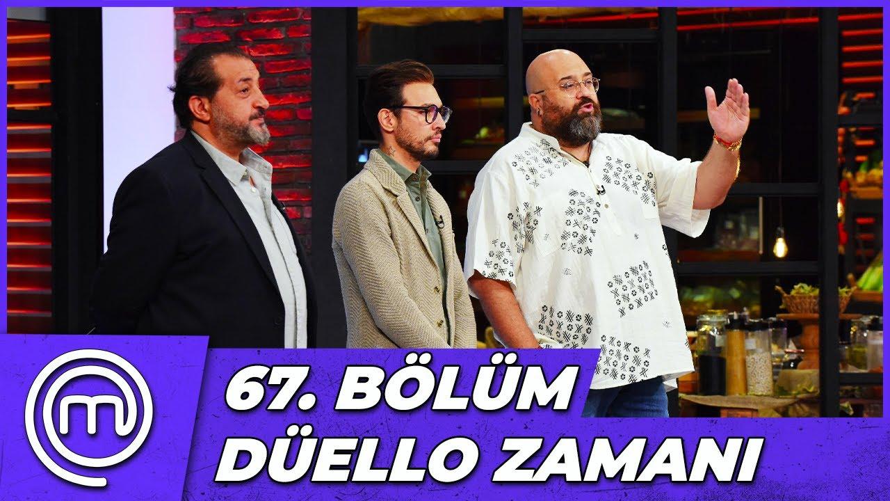 MasterChef Türkiye 67. Bölüm Özeti   REKABET DÜELLOLARLA DEVAM EDİYOR!