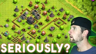 Clash of Clans - YOU CAN'T BE SERIOUS - CAN IT GET ANY WORSE?