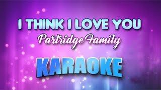 Partridge Family - I Think I Love You (Karaoke version with Lyrics)