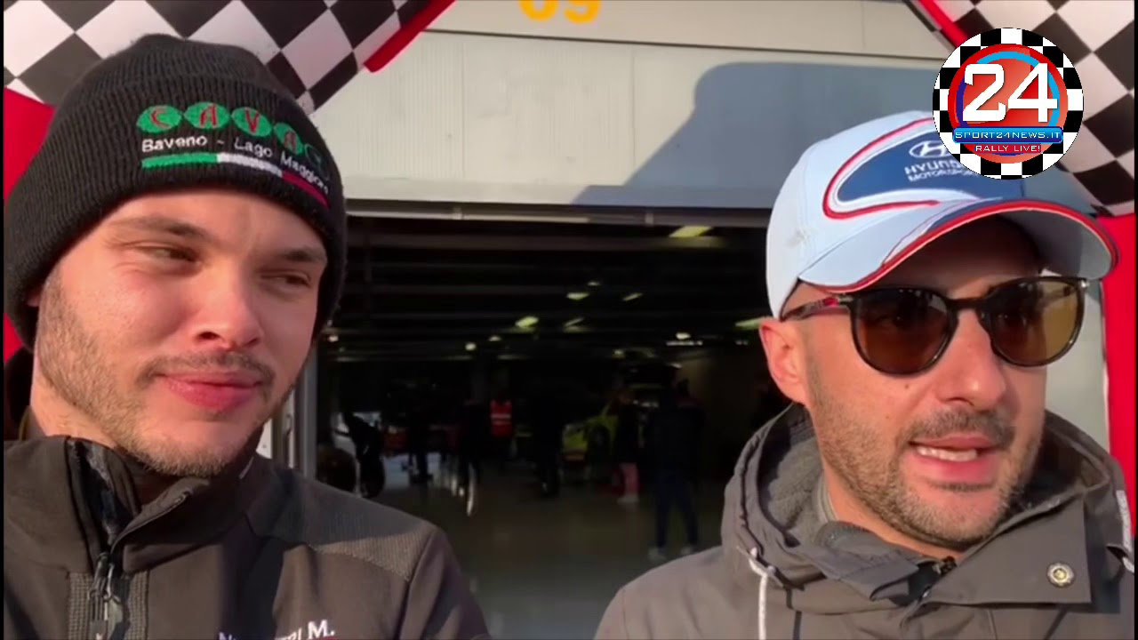 Monza Rally Show ultimo giorno interviste e box