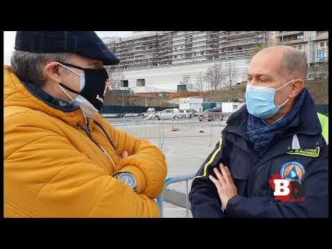 Vaccini, intervista al capo Protezione Civile di P...