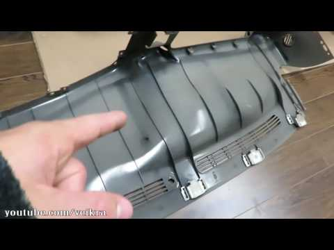 1999 To 2007.5 Sierra And Silverado Dash Cover Or Top Removal