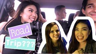 VLOG: ROAD TRIP?? + Tiffany Alvord & Alex Wassabi