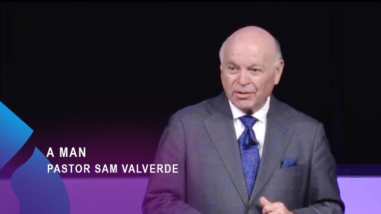 Download A MAN | Pastor Sam Valverde
