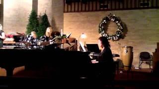 The First Noel - Jazz - Kristen @ Piano