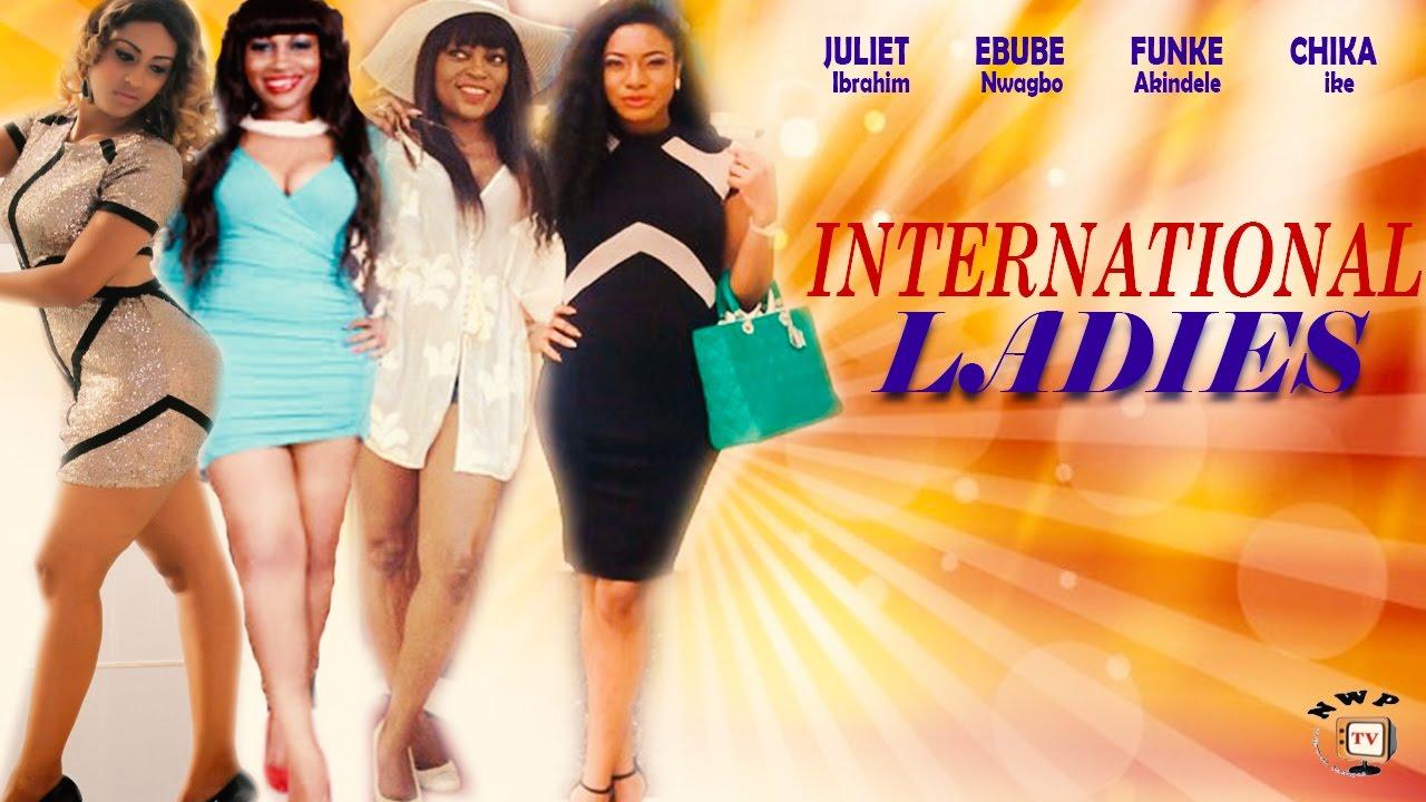 Download International Ladies Season 3 - 2017 Latest Nigerian Nollywood movie