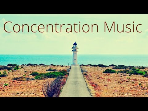 Relaxing Concentration Music - designed to help you work , study and focus on your task ☯R9