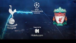 MATCH PROMO | SPURS V LIVERPOOL | UEFA CHAMPIONS LEAGUE FINAL