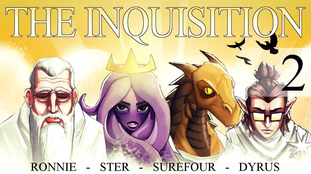 Download The Inquisition Ep. 2 (DnD Campaign)