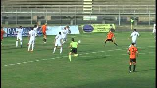 Aquila Montevarchi-Porta Romana 1-1 Eccellenza Girone B