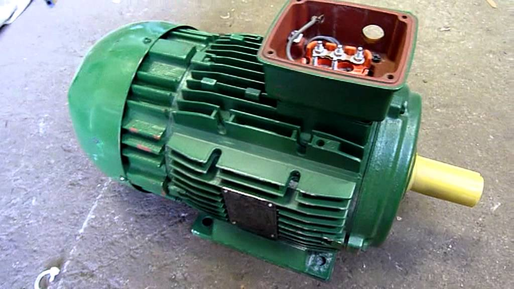 3Kw WEG 3 phase motor autopsy  YouTube