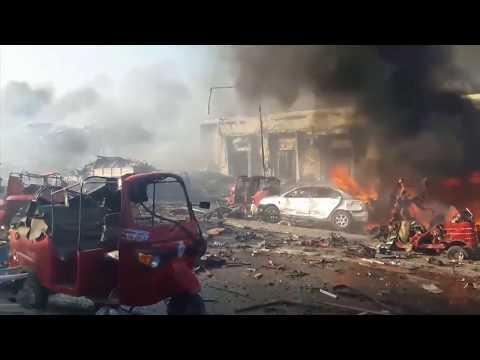 Somalia: Mehr als 230 Tote bei verheerendem Selbstmordanschlag in Mogadischu