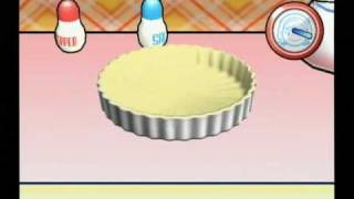 Cooking Mama: Cook Off - Tart (Gold Rank)