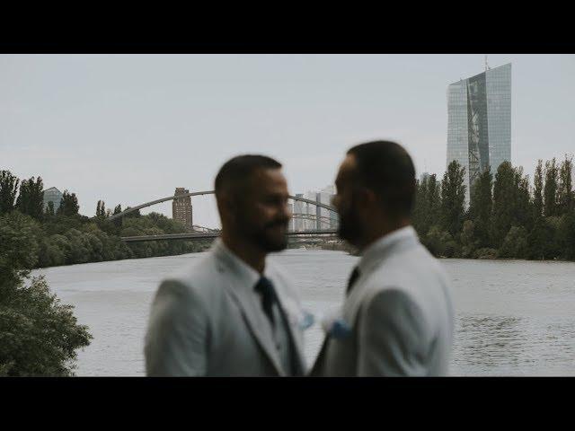 Tyrone & Daniel | Wedding in Frankfurt, Germany