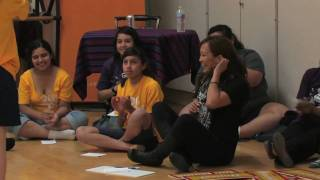 CalArts CAP Master Class: Carrie Ann Inaba