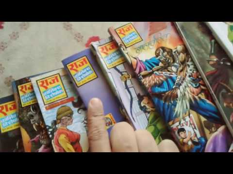 Indian Superheros Hindi Comics