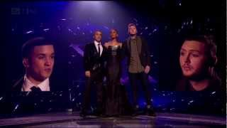 The Final Result! - The Final - The X Factor UK 2012