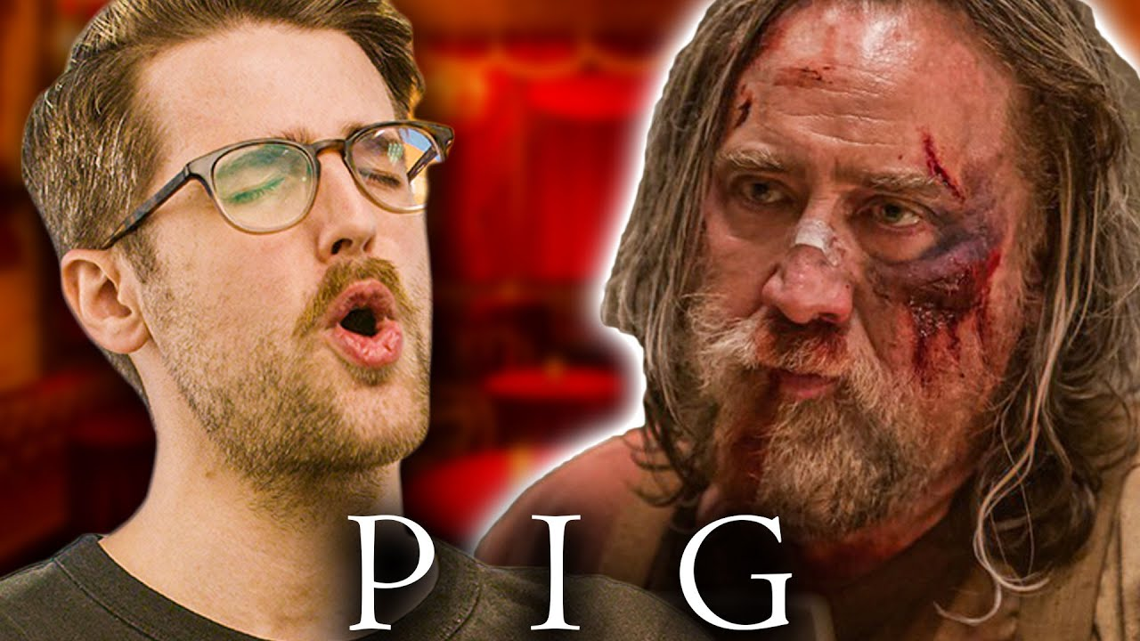 Nicolas Cage is BACK! - Pig Review