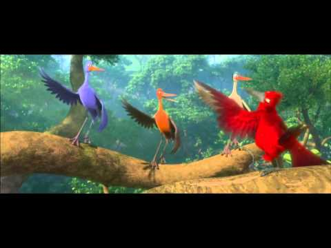 Rio Soundtrack - Let Me Take You To Rio