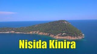 A flight to Nisida Kinira - Mi Drone 4K Range Test