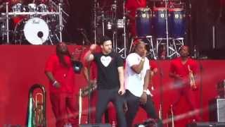 Jay Z Justin Timberlake Holy Grail Live At Wireless