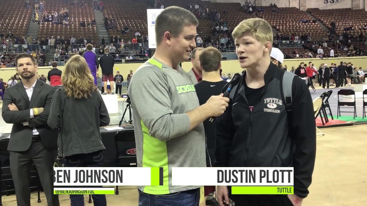 Tuttle's Dustin Plott