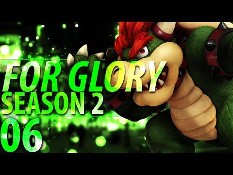 Super Smash Bros Wii U - ZeRo Plays For Glory #6 - Bowser