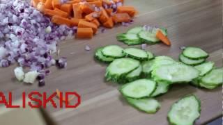 Mandoline Slicer - Vegetable Potato Slicer Grater - Cutter for Tomato, Onion, Cucumber
