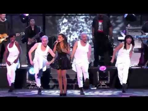 Ariana Grande  - The Way Live at Jimmy Kimmel (HD)