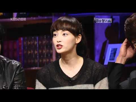 B2ST Kikwang dancing for Lee Nayoung