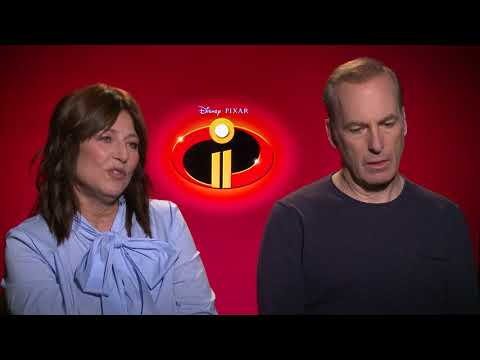 Bob Odenkirk & Catherine Keener Play Siblings In INCREDIBLES 2