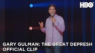 Gary Gulman: The Great Depresh (2019)   Narrow Masculinity (Clip)   HBO