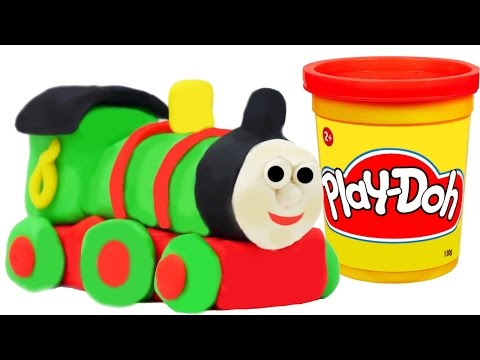 Play Doh Train Percy from Thomas and Friends