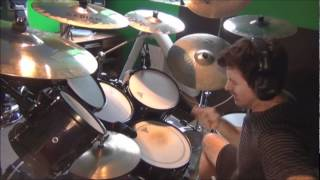 Van Halen - Dreams - Drum Cover