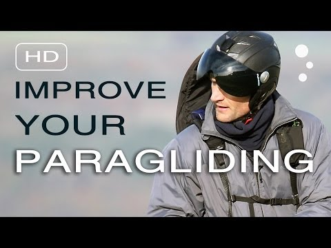 Improve Your Paragliding With Our Free Flying Videos