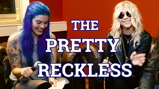 "The Pretty Reckless Interview 2017 - ""Drugs, Supernatural & The Beatles"""