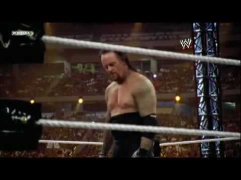 WWE Wrestlemania XXVI World Television Premiere - The Undertaker Vs Shawn Michaels HD