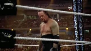 WWE Wrestlemania XXVI World Television Premiere - The Undertaker Vs Shawn Michaels HD