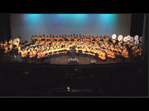 Kyoto Tachibana High School Green Band - 2018 Green Band Festival Benefit Concert